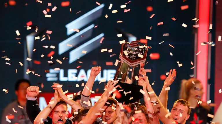 24 teams will compete for a $1m [£720,000] prize pool
