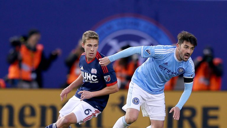 MLS on Sky Sports: Toronto and New York City FC in action on
