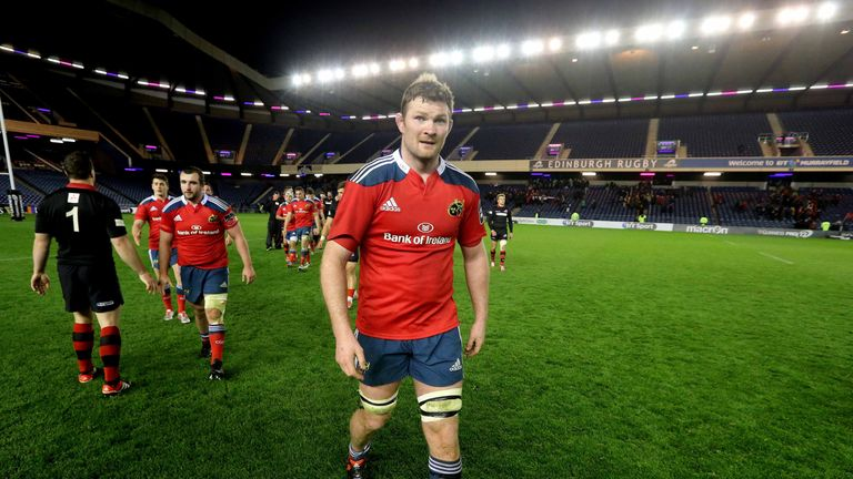 Ryan featured twice off the bench against Ospreys and Edinburgh five months after surgery