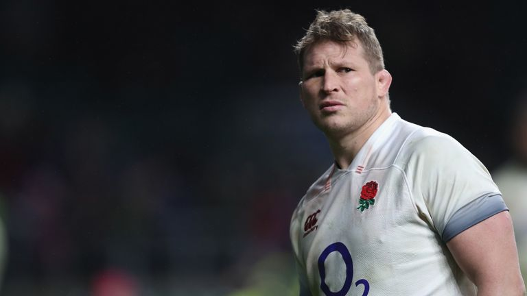 Dylan Hartley has failed to recover from a calf injury to start against France