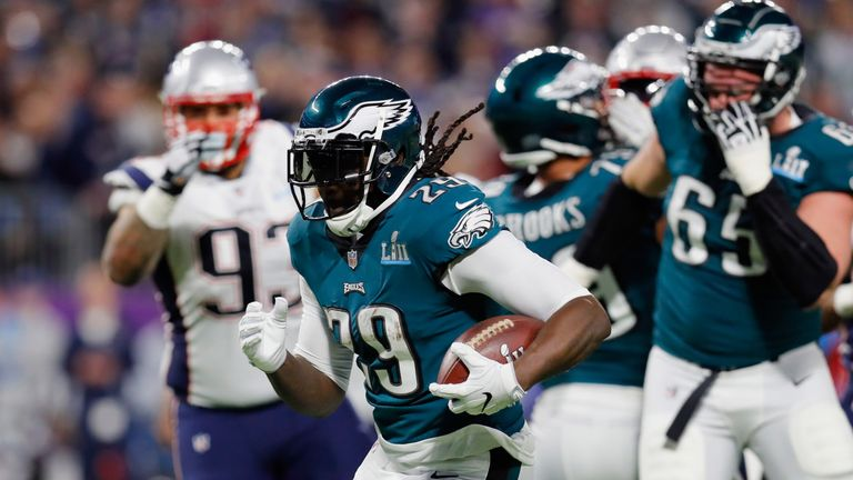 The Philadelphia Eagles are set to begin their Super Bowl defense on opening night of the 2018 season
