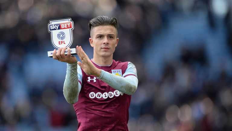 Jack Grealish has the ability to change a game
