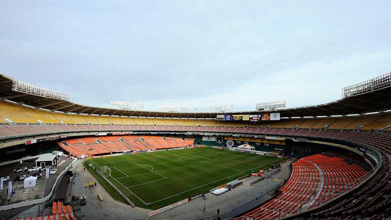 RFK Stadium will host Wales' Test against the Springboks