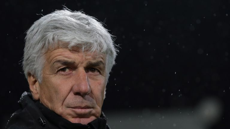 Gian Piero Gasperini's could take AC Milan's place in next season's Europa League