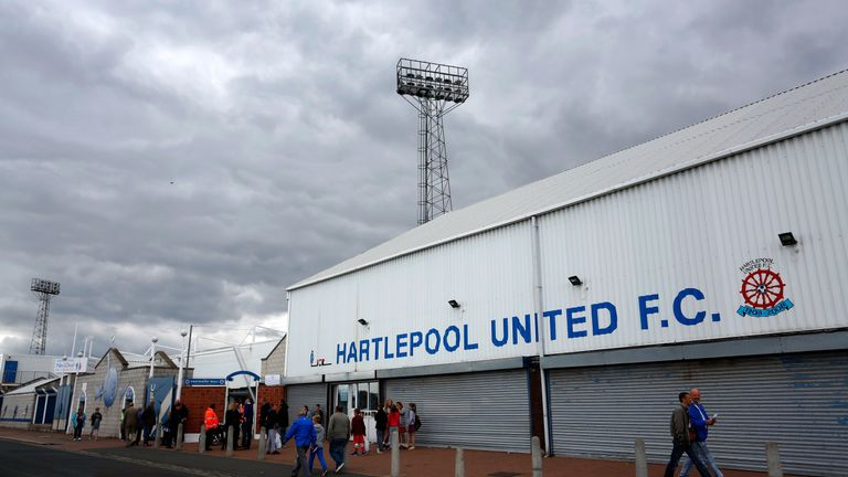 Raj Singh is the new owner of Hartlepool United