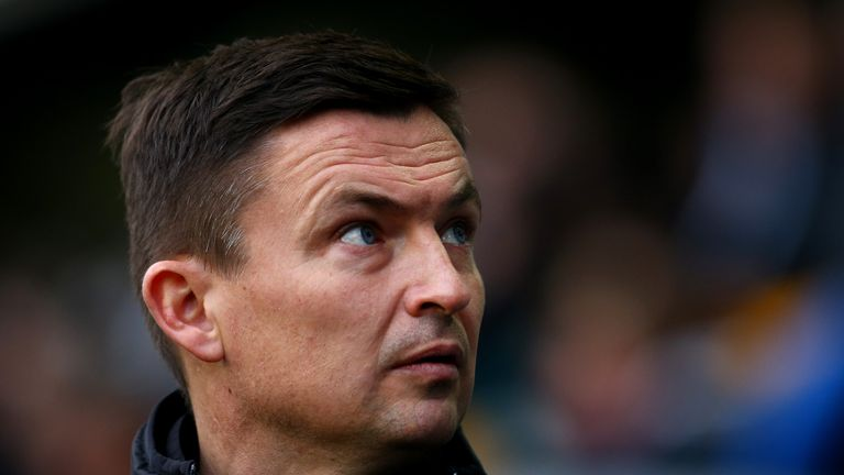 Paul Heckingbottom takes charge at Elland Road