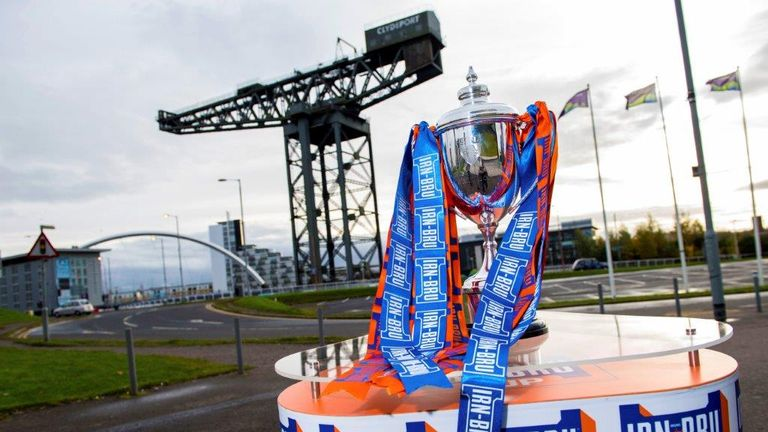 Both Dumbarton and Inverness will be looking to lift the IRN-BRU Cup trophy