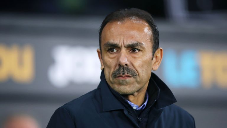 Jos Luhukay has been unable to strengthen his Owls side this summer due to a transfer embargo.