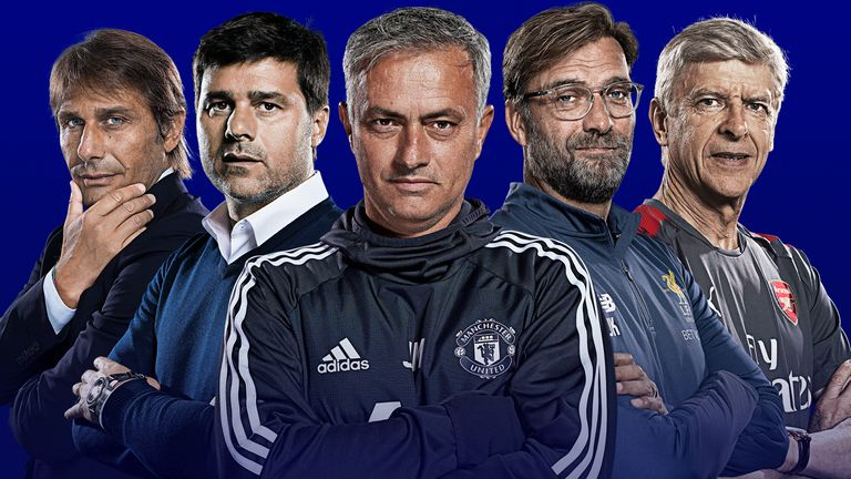 Who will finish in the Premier League top four and who will miss out come the end of the season...?