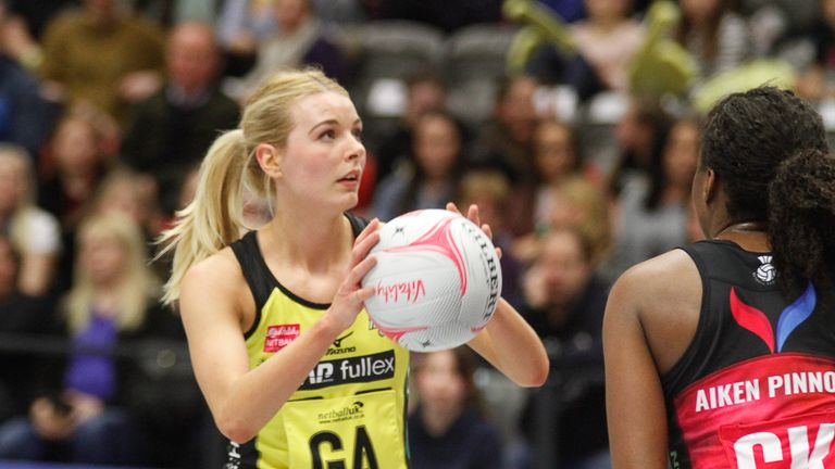 Thunder will be joined at the top by Wasps or Mavericks