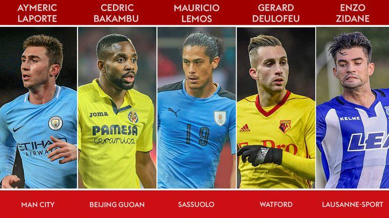 Guillem Balague picks five of the biggest La Liga departures