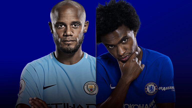 Watch Manchester City v Chelsea live on Super Sunday