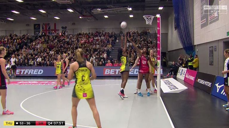 Manchester Thunder won the Superleague in 2012 and 2014