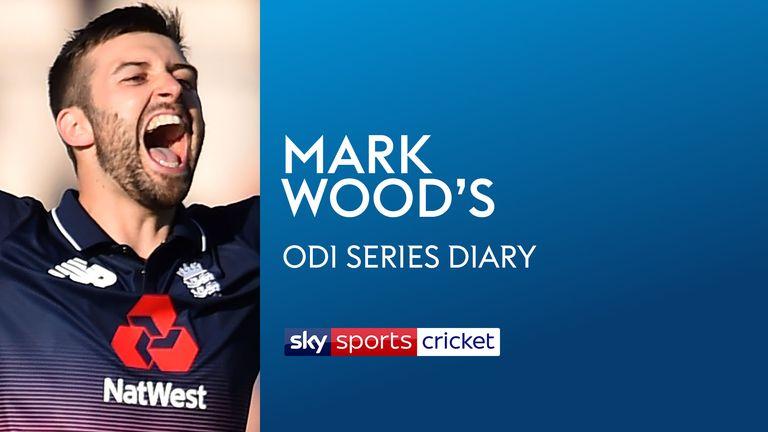 Mark Wood's ODI Series Diary