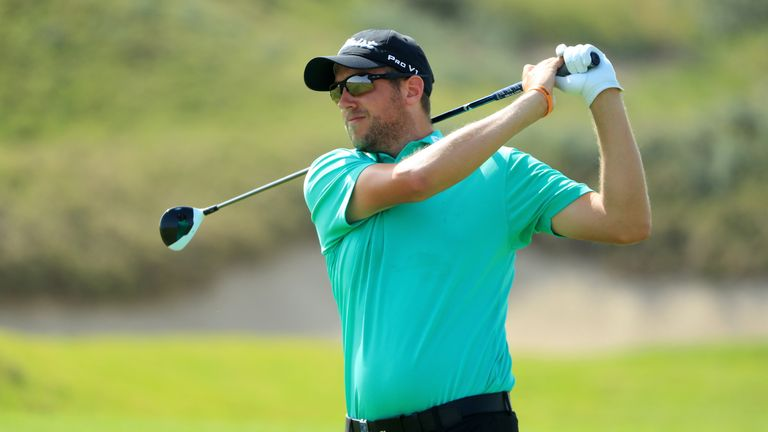 Matthew Southgate's hopes were dashed by three early bogeys in his final round
