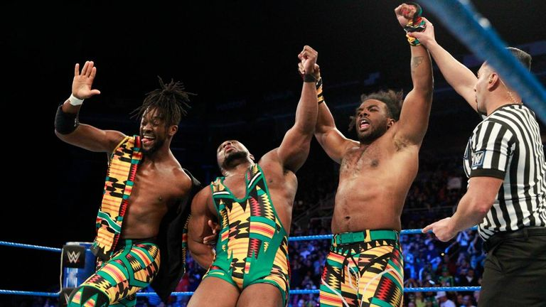 The New Day issued a long statement in response to Hogan's return