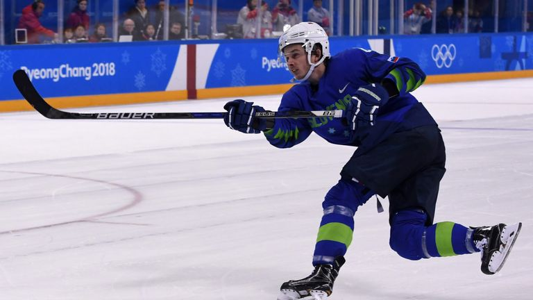 Slovenia's Ziga Jeglic has been suspended from the Winter Olympics after testing positive for Fenoterol