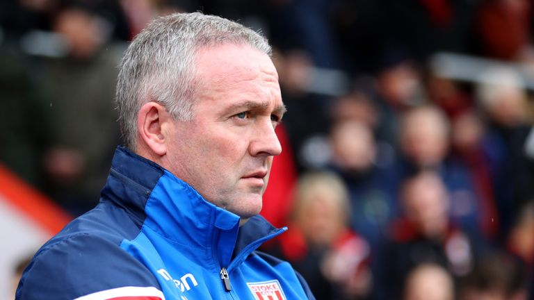 St Mirren have made contact with Paul Lambert over their managerial vacancy