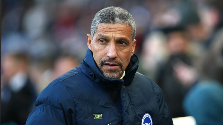 Chris Hughton's Brighton have a daunting schedule of fixtures coming up