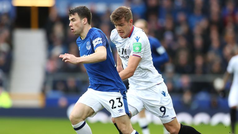 Coleman has played five games for Everton since returning from injury, winning four