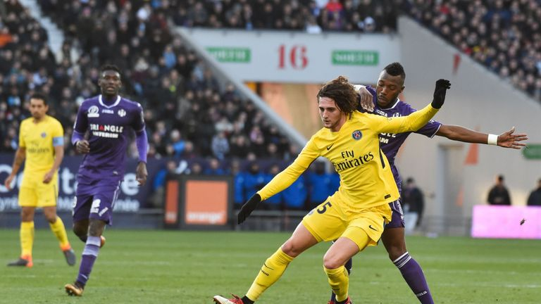 Tottenham look set to miss out on the signing of Adrien Rabiot