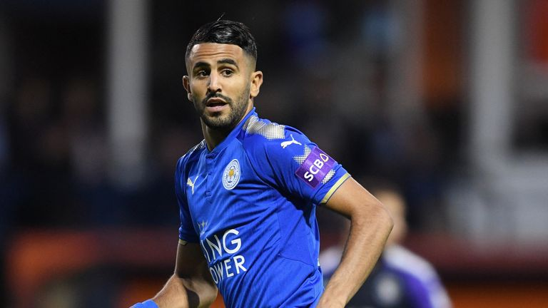 uk availability b98d9 1e5bd Riyad Mahrez to join Manchester City: How will he fit in ...