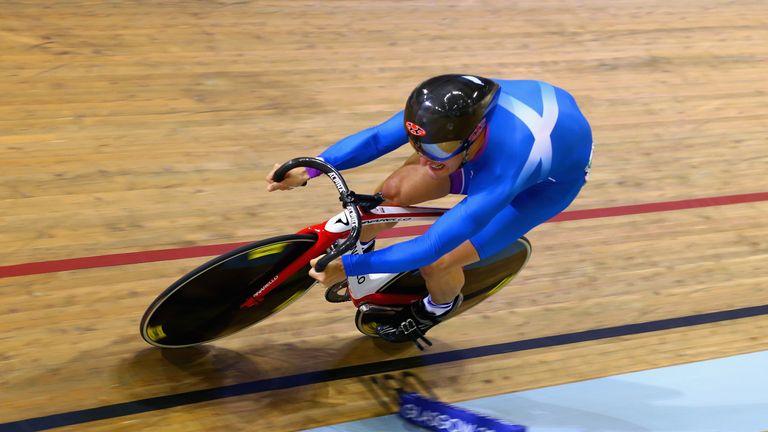 Callum Skinner is part of Team Scotland