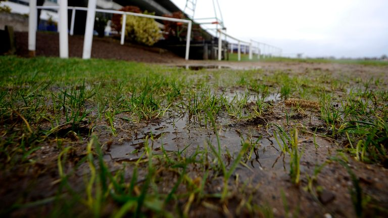 Rain threat to Clonmel Thursday card