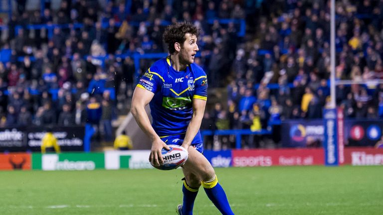 Stefan Ratchford crossed twice in the opening 10 minutes