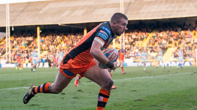 Castleford's face Hull FC in Round 3 of the Betfred Super League