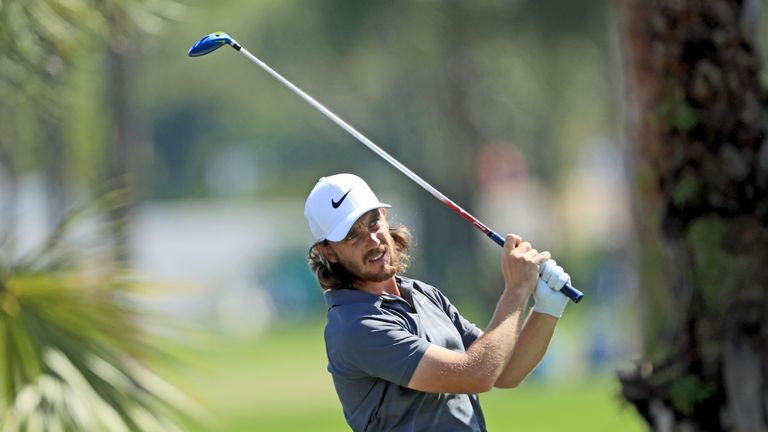 Tommy Fleetwood's ball-striking should be a key asset at Augusta