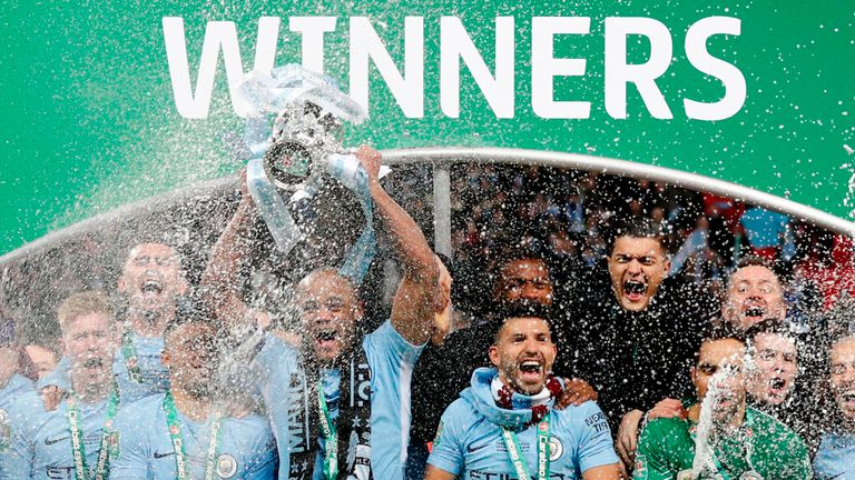 Sky Sports will broadcast 15 Carabao Cup games per season, including the final