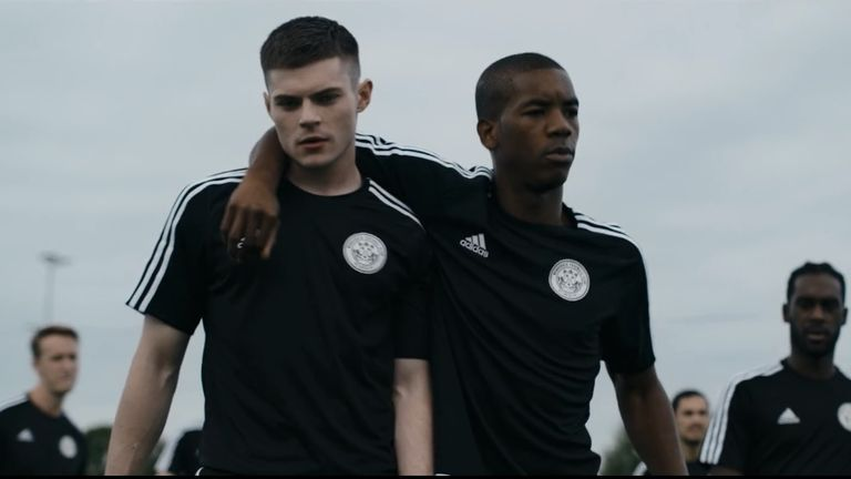 The pressurised environment of a Premier League club is recreated in the short film WONDERKID, which is now being shown to academy players