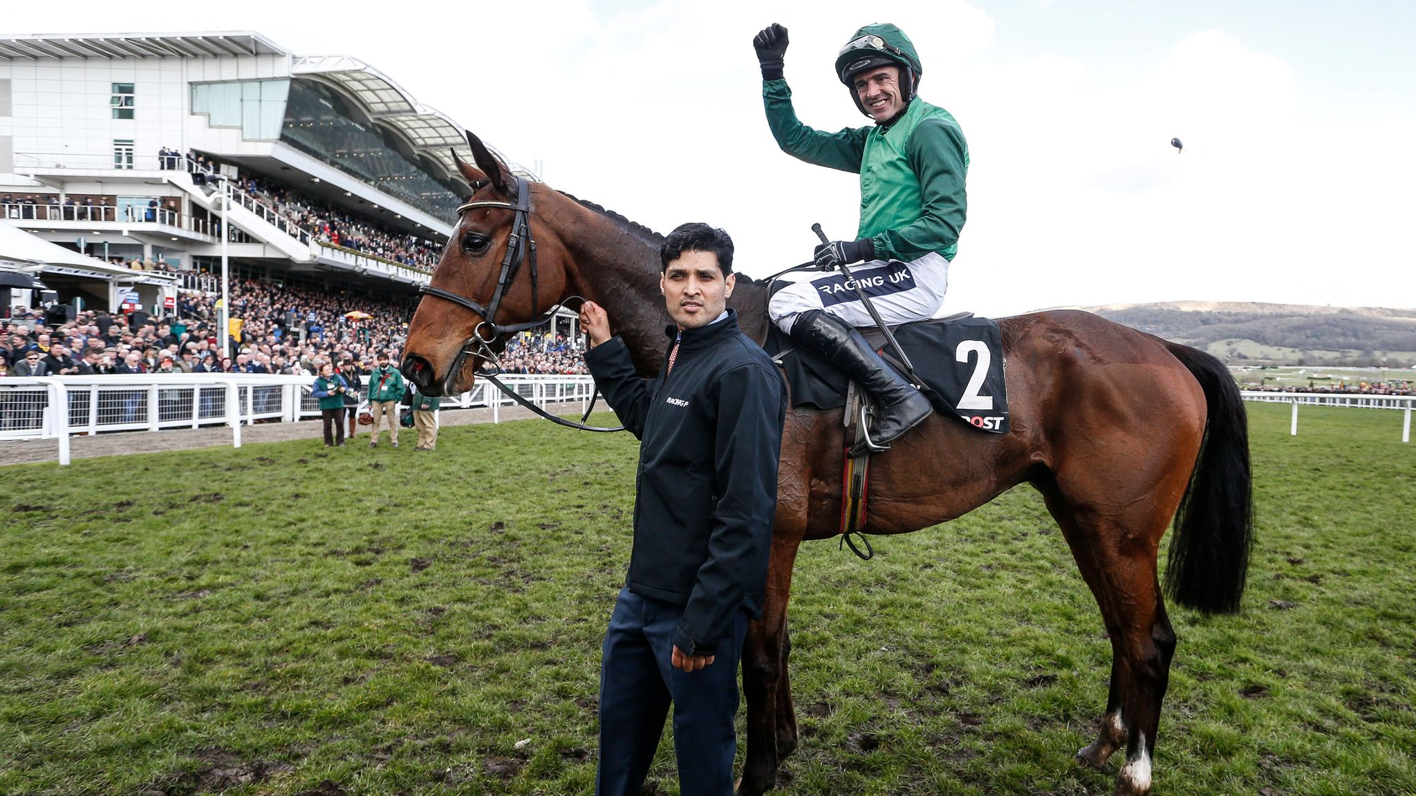 Footpad aims to step up again at Thurles