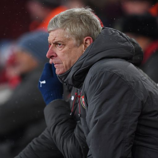 'Arsenal could be 10 years from the top'