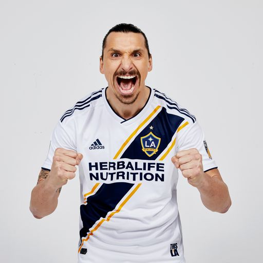Zlatan: I'm here to conquer the US