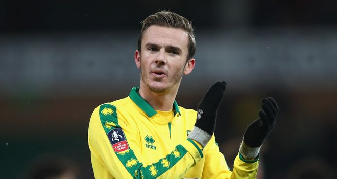 James Maddison contract: Brendan Rodgers hopeful on new Leicester deal