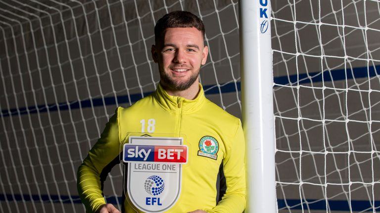 Adam Armstrong is the Sky Bet League One Player of the Month for February