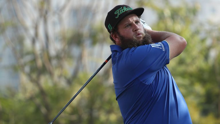Johnston narrowly missed out on a second European Tour title