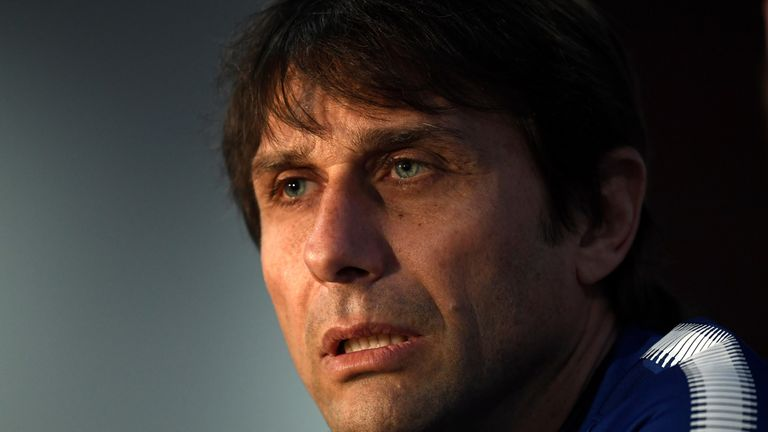 Chelsea's meeting with Barcelona at Stamford Bridge was Antonio Conte's first game against the Catalan giants - and his side must now score at the Nou Camp if they are to progress.