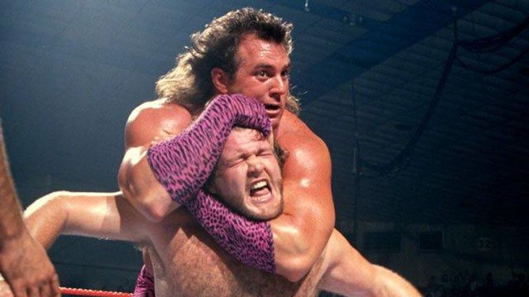 """Brutus """"The Barber"""" Beefcake appeared on the first five WrestleManias"""