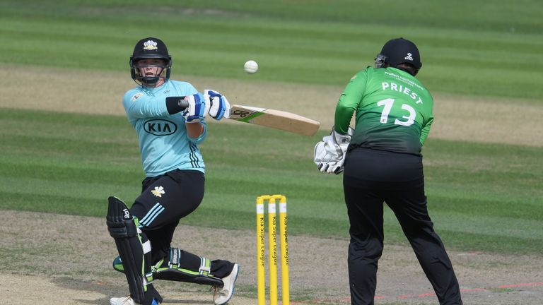 Bryony Smith made her international debut for England in March