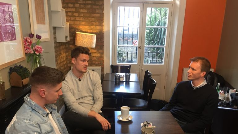 Matt Smith and Tom Cairney speak to Jonathan Oakes about their friendship off the pitch ahead of the London derby between Fulham and QPR.
