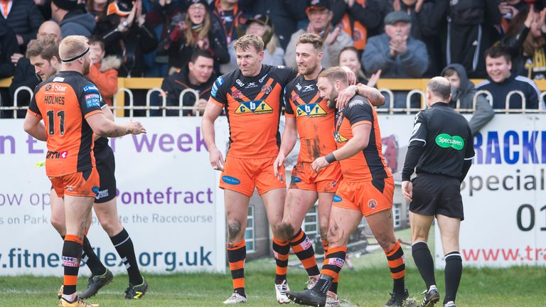 Castleford have started to prove early season doubters wrong