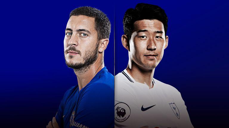 Chelsea v Tottenham Hotpsur - Matt Le Tissier's combined XI