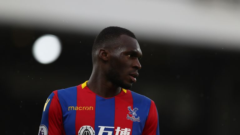 Hodgson is hoping Christian Benteke will be fit to face Brighton