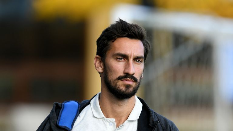 Davide Astori's death is believed to have been caused by cardiac arrest