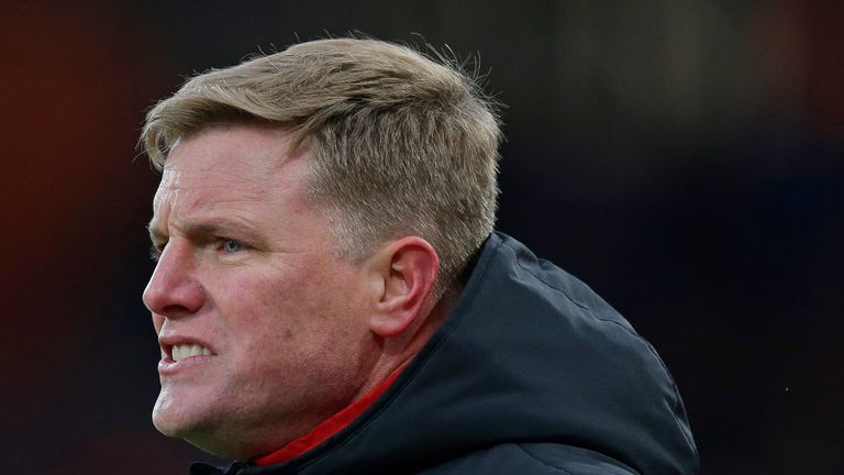 Eddie Howe's Bournemouth have picked up 17 points from losing positions - more than any other Premier League side