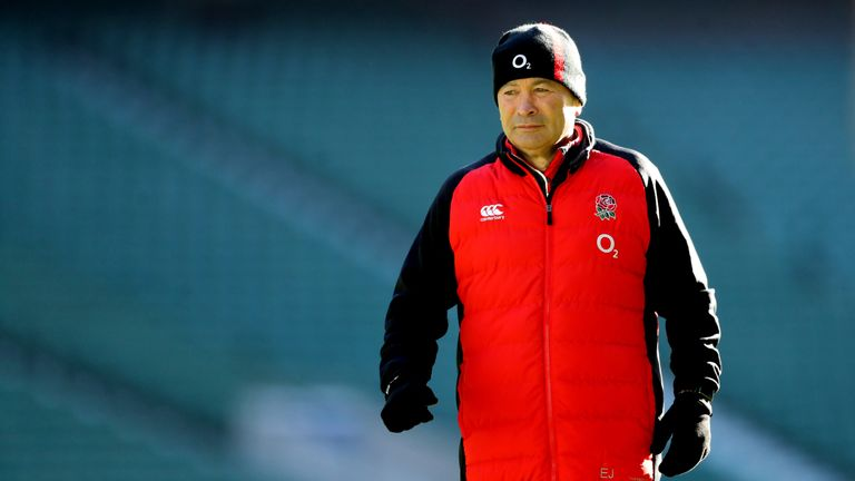 Eddie Jones has preferred George Ford and Owen Farrell as his fly-halves since taking the England job