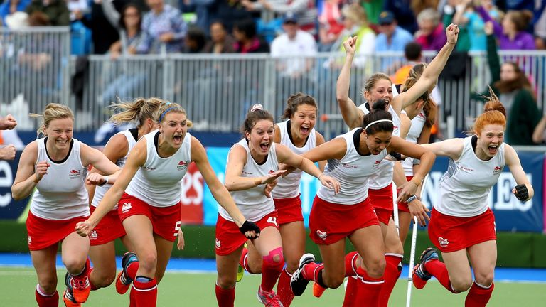 England Name Commonwealth Games Women S Hockey Squad Hockey News